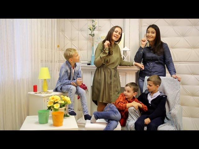 Екатерина, Ксения - Самая лучшая мама земли