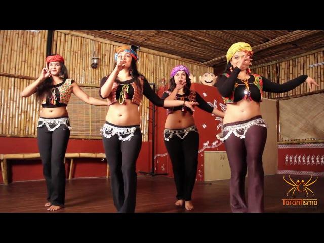 Da Da Dasse | Tarantismo Bellydance | Udta Punjab | Amit Trivedi | Shahid Kapoor | Kareena Kapoor