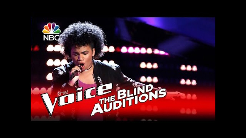 The Voice 2016 Blind Audition - Wé McDonald: