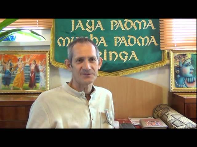 Одиночки - часть 1 - Вайшнава Прана дас - 28.06.2014
