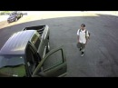 Auto Shop Owner Risks Life to Try Stopping Truck Thief