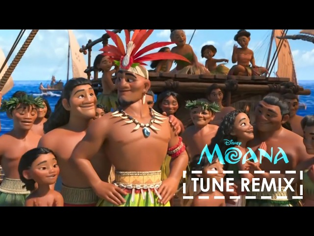 (Official) Disney's Moana - Music Video We know the Way By Lin-Manuel Miranda and Opetaia Foa'i
