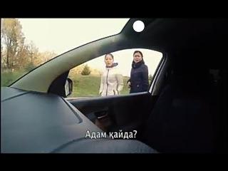 Машина едет без водитела кора