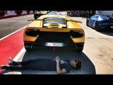 Тест самого быстрого суперкара в мире - Lamborghini Huracan Performante + PIRELLI PZERO ColorEdition