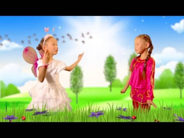 Буряад дуунууды хүүгэд дуулана - бурятские детские клипы