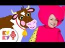КАРАОКЕ КРЯ КРЯ Кукутики - развивающая детская песенка про животных для детей, м...