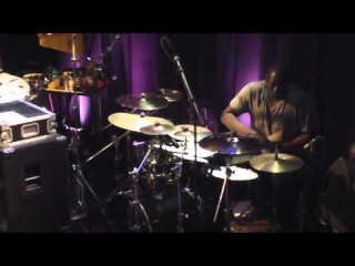 Snarky Puppy - Larnell Lewis drum solo 15.11.14 Oslo, Norway