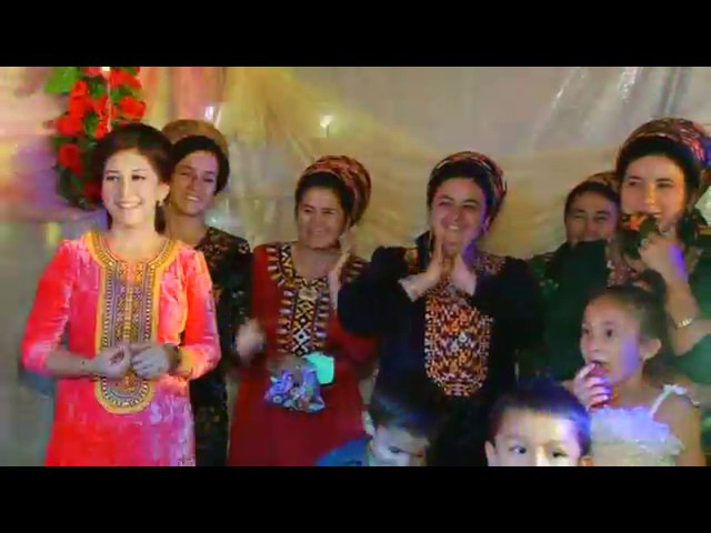 Degishme - Yagshy Goshunow   2017 (Turkmen toyy)