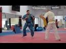 Техника удара Уширо-гериSpinning back kick от чемпиона мира по Кудо