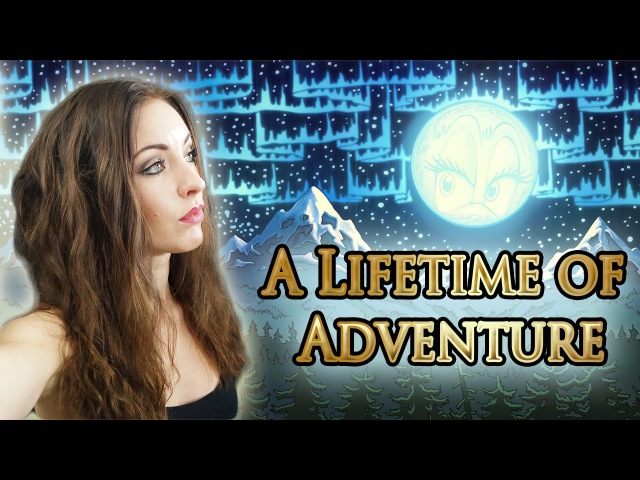 Tuomas Holopainen - A Lifetime of Adventure 🎹 (Cover by Minniva featuring Quentin Cornet)