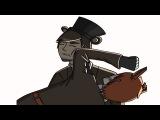 Five Nights at Freddy's ПЯТЬ ДУШ ч.3 (ДРАКА ЧИКИ ФОКСИ И ФРЕДДИ) ФНАФ Микро комикс № 137