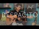 Despacito - Luis Fonsi, Daddy Yankee ft. Justin Bieber - Cover (Fingerstyle Guitar)