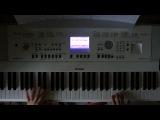 ST feat Бьянка - Крылья piano cover (7 вариантов игры на фортепиано)