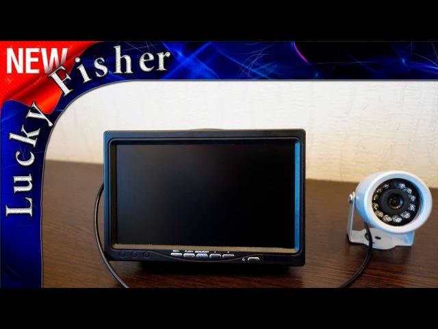 Сборка подводной видеокамеры своими руками Камера для рыбалки