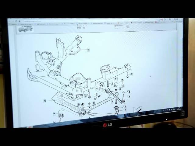 Как правильно найти и подобрать запчасти для BMW X5 E53 3.0 (avito, zzap, exist) Потапыч Live.