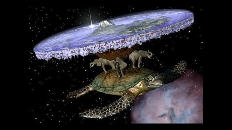 Плоская Земля: Мы Живем Под Куполом