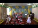 танец вход на 8 марта старшая разновозрастная группа, 2016 год