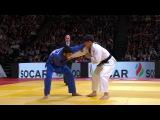 Grand Slam Paris 2017. 12 finals. 66 kg, Abe(JPN)-Bouchard(CAN) vk.comdzigoro_kano