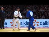 Grand Slam Paris 2017, 2 round Hifumi Abe-Limhwan Kim(Kor) vk.comdzigoro_kano