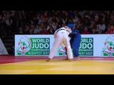Grand Slam Paris 2017, 3 round Hifumi Abe(JPN)-Abilkhayir Maulenin(KAZ) vk.comdzigoro_kano