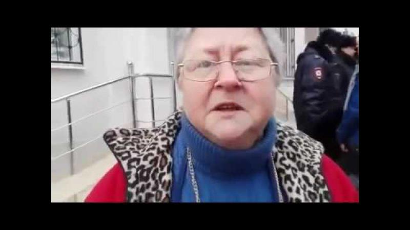 руСкая женщина опустила путинскую журнашлюху и террориста Грема Филлипса 1