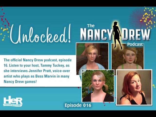 Unlocked! The Nancy Drew Podcast: Episode 016