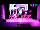Танцевальная студия Active Dance.Скрипачка