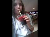 В кафе))