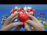 50 Киндер Cюрпризов Ледниковый Период 5, Киндер Джой на русском языке.Unboxing Kinder Joy Ice Age 5