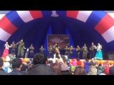 9 мая 2017 , семейный казачий ансамбль