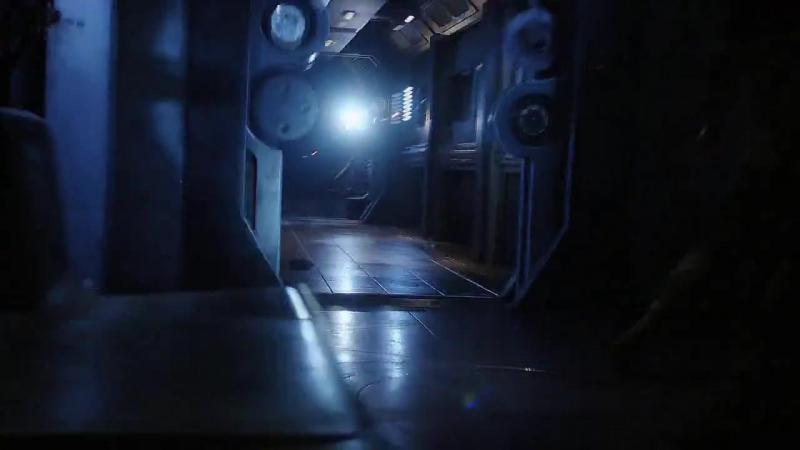 Stargate Universe - Embassy Gravity