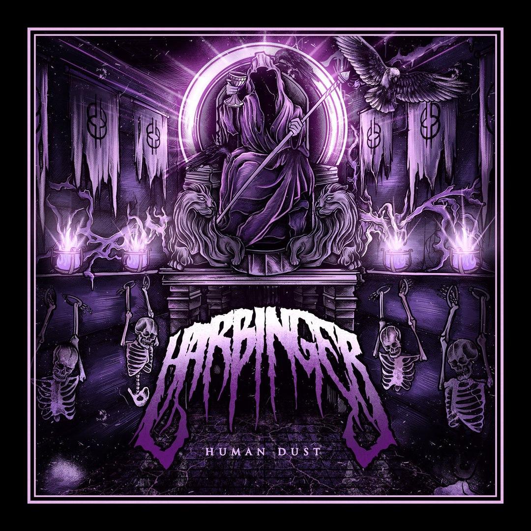 Harbinger - Human Dust [EP] (2017)