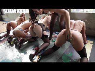 Ariel X, Cici Rhodes, Bobbi Starr, Alysa, Amy Brooke[Pornstar,Lesbian,Natural tits,Big Tits,Anal,Foot,Group sex,Dildo,Teen,Blond