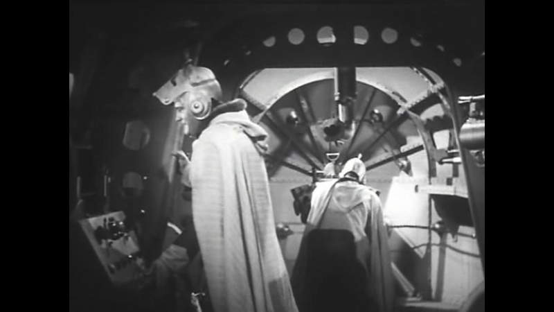 Флэш Гордон покоряет Вселенную (1940) Ep 03 - Walking Bombs