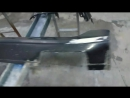 покраска бампера Honda accord 7