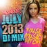 Nervous July 2013 DJ Mix - Nervous July 2013 DJ Mix