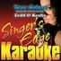 Singer s edge karaoke