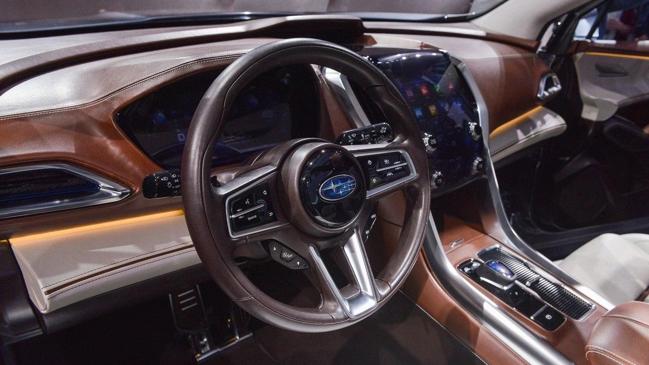 #АВТО #НОВОСТИ #worldnewscars #автомобили #спорт #автомир #автодрайв #автобазар #каталог #отзывы   Subaru представила семиместный кроссовер Ascent Concept    На Международном Нью-Йоркском автосалоне состоялась презентация внедорожника Subaru Ascent Concept.