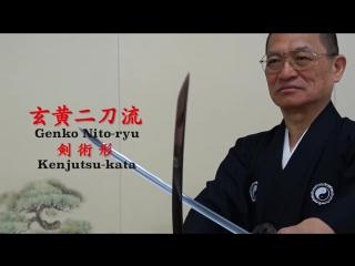 Genko Nito-ryu Kenjutsu
