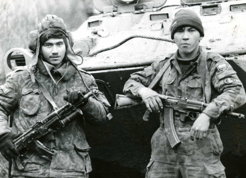 Психология войны - из очерков Война