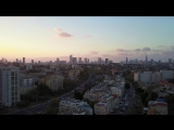 Tel Aviv, Israel (My First Test with DJI Mavic Pro) with protect on camera.