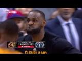 Kyrie Irvings Clutch 3-Pointer  Cavaliers vs Wizards  February 6, 2017  2016-17 NBA Season