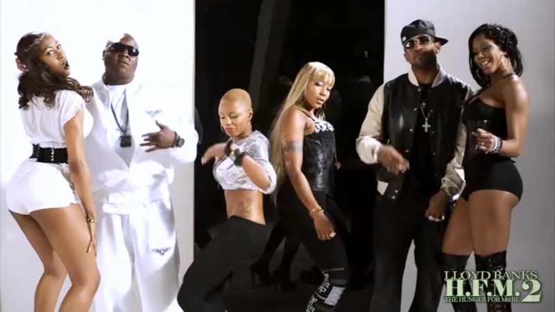 Lloyd Banks feat. Jadakiss - Beamer, Benz Or Bentley (Remix) (HD-720p) (2010)