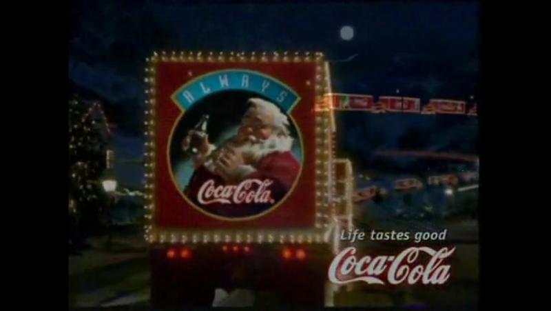 Любимая реклама перед Новым Годом. Реклама Кока-колы 2013.(М)