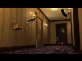Пингвины из Мадагаскара в рождественских приключениях (2005) HD 720p