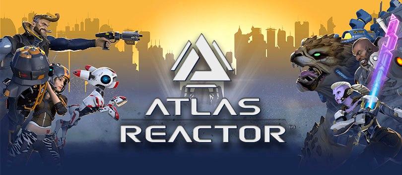 Atlas Reactor - Это симбиоз X-COM и DotA