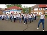 Лучший детский флешмоб от библиотеки, Саянская! 2017