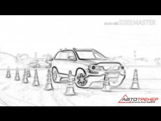 как правильно парковаться параллельно передним ходом