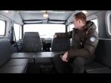 Тест-Драйв ГАЗ 330811 Вепрь Наследник Газ 66 4x4 Russian off-road