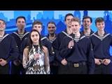 Морская академия - Приветствие (КВН Первая лига 2017. Третья 1/4 финала)